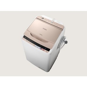 日立 8kg全自動洗濯機 ビートウォッシュ BW-V80B(...