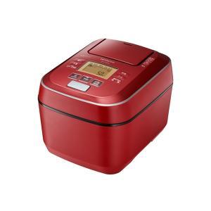 日立 圧力IH炊飯器(5.5合炊き) 沸騰鉄釜 ふっくら御膳 RZ-V100CM(R) [メタリックレッド]|amuseland
