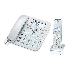 パナソニック デジタルコードレス電話機 RU・RU・RU VE-GZ31DL-S [シルバー] 子機1台|amuseland