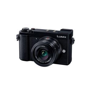 パナソニック ミラーレス一眼カメラ LUMIX DC-GX7MK3L-K 単焦点ライカDGレンズキッ...