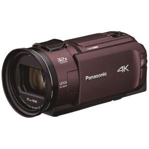 パナソニック 4K対応 デジタルビデオカメラ HC-WX2M|amuseland
