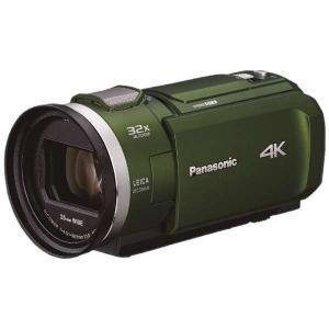 パナソニック 4K対応 デジタルビデオカメラ HC-VX2M-G [フォレストカーキ]|amuseland