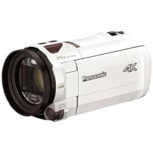 パナソニック 4K対応 デジタルビデオカメラ HC-VX992M-W [ピュアホワイト]|amuseland