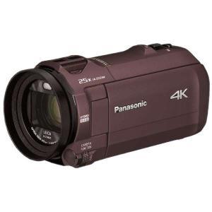 パナソニック 4K対応 デジタルビデオカメラ HC-VX992M-T [カカオブラウン]|amuseland