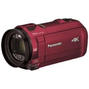 パナソニック 4K対応 デジタルビデオカメラ HC-VX992M-R [アーバンレッド]|amuseland