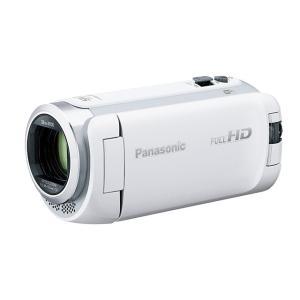 パナソニック デジタルハイビジョンビデオカメラ HC-W590M-W [ホワイト]|amuseland
