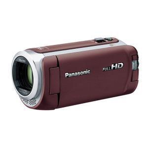 パナソニック デジタルハイビジョンビデオカメラ HC-W590M-T [ブラウン]|amuseland