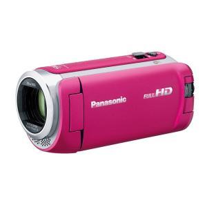 パナソニック デジタルハイビジョンビデオカメラ HC-W590M-P [ピンク]|amuseland
