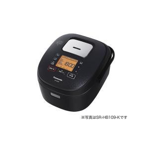 パナソニック IH炊飯器(1升炊き) SR-HB189-K ブラック|amuseland