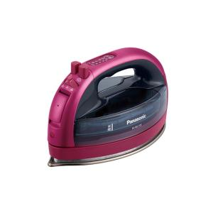 パナソニック コードレススチームアイロン カルル NI-WL705-P [ピンク] amuseland