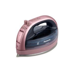 パナソニック コードレススチームアイロン カルル NI-WL605-P [ピンク] amuseland