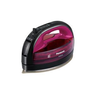 パナソニック コードレススチームアイロン カルル NI-WL505-P [ピンク] amuseland