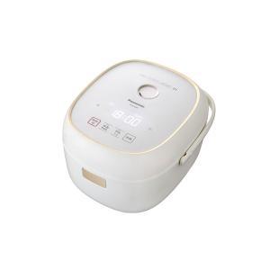 パナソニック IHジャー炊飯器(3.5合炊き) SR-KT069-W ホワイト|amuseland