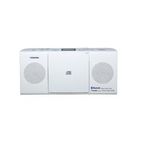 東芝 CDラジオ TY-CW26(W) [ホワイト]|amuseland
