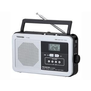東芝 AM/FM/SWラジオ TY-SHR3-S|amuseland