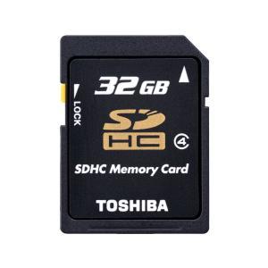 東芝 SDメモリーカード SD-L032G4 [32GB]