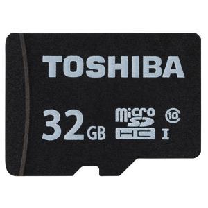 microSDカード SDHC 32GB 国内正規品 東芝 MSDBR48N32G CLASS10 UHS-I U1 amuseland