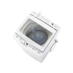 AQUA 8kg全自動洗濯機 AQW-GV80H 簡易乾燥機能付き amuseland