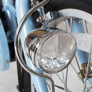 ミムゴ 電動アシスト三輪自転車 アシらくチャーリー MG-TRM20EB [ライトブルー] + 専用充電器|amuseland|02