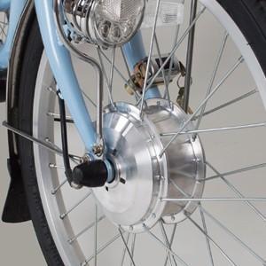 ミムゴ 電動アシスト三輪自転車 アシらくチャーリー MG-TRM20EB [ライトブルー] + 専用充電器|amuseland|06