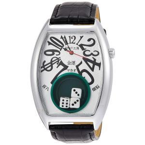フランク三浦五号機 ハイパーマカオ 腕時計 FM05K-W ◆|amuseland