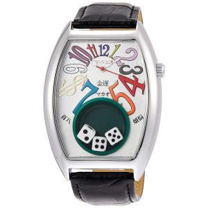 フランク三浦五号機 ハイパーマカオ 腕時計 FM05K-CRW ◆|amuseland