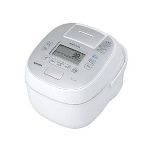 東芝 真空圧力IH炊飯器(5.5合炊き) RC-10VXN(W) [グランホワイト] amuseland