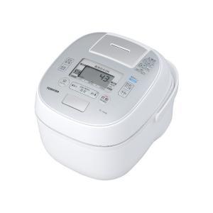 東芝 真空圧力IH炊飯器(5.5合炊き) RC-10VSN(W) [グランホワイト] [納期:未定]|amuseland