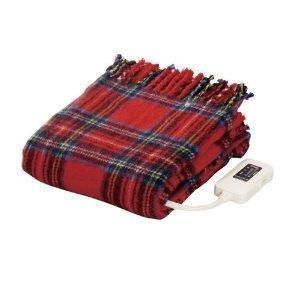 なかぎし 電気ひざ掛け毛布 NA-055H-RT ◆|amuseland