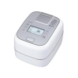 東芝 炊飯器(5.5合炊き) 真空圧力IH RC-10ZWM(W) [グランホワイト] [納期:未定]|amuseland