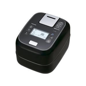 東芝 炊飯器(5.5合炊き) 真空圧力IH RC-10ZWM(K) [グランブラック] [納期:約2ヶ月]|amuseland