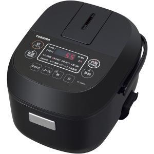 東芝 マイコンジャー炊飯器(3合炊き) RC-5MFM(K) ブラック amuseland