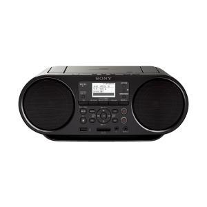 SONY CDラジオ ZS-RS80BT