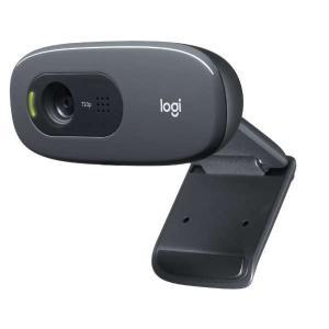 Logicool ロジクール ウェブカメラ HD Webcam C270n [ダークグレー]