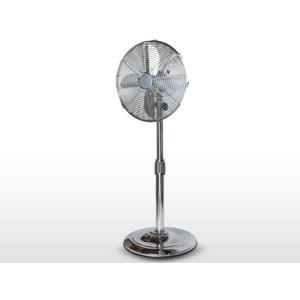 テクノス インテリア扇風機 シルバー CH-3020 ★|amuseland