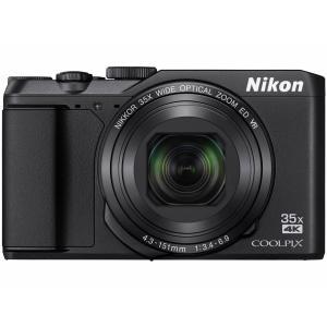 【納期:未定】ニコン コンパクトデジタルカメラ COOLPIX A900 [ブラック]|amuseland