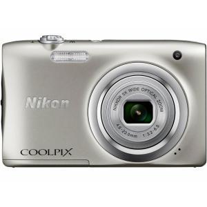 ニコン コンパクトデジタルカメラ COOLPIX A100 ...