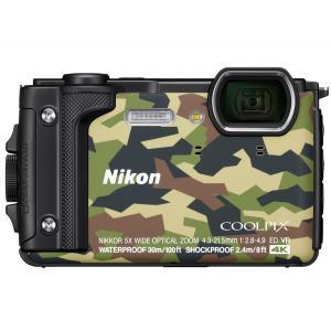 【納期:約4週間】ニコン コンパクトデジタルカメラ COOLPIX W300 [カムフラージュ]|amuseland