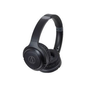 オーディオテクニカ ワイヤレスヘッドホン ATH-S200BT BK [ブラック]|amuseland