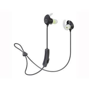audio-technica オーディオテクニカ Bluetoothワイヤレスイヤホン SONICSPORT ATH-SPORT60BT BK ブラック|amuseland