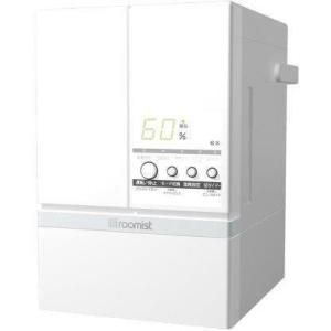 三菱重工 スチームファン蒸発式加湿器 roomist SHE60SD-W ピュアホワイト 木造10畳/プレハブ17畳 amuseland