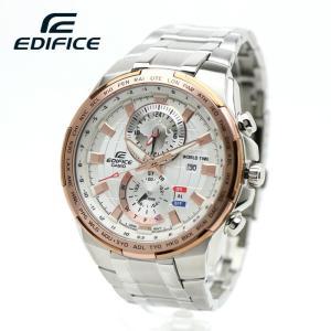 CASIO カシオ EDIFICE エディフィス EFR-550D-7A VUDFクロノグラフ 「海外モデル」◆|amuseland