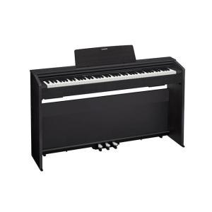 CASIO カシオ 電子ピアノ Privia PX-870BK ブラックウッド調 88鍵|amuseland
