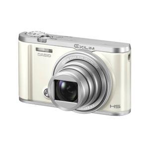 カシオ デジタルカメラ HIGH SPEED EXILIM EX-ZR3200WE [ホワイト]|amuseland