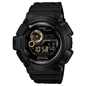 CASIO/カシオ G-SHOCK MUDMAN マッドマン タフソーラー腕時計 G9300GB-1DR 海外モデル ◆|amuseland