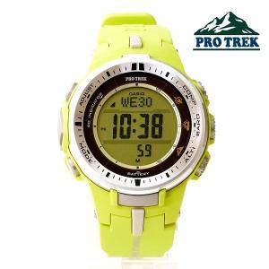 CASIO 腕時計 プロトレック トリプルセンサー タフソーラー PRW-3000-9BDR [海外モデル] ◆|amuseland
