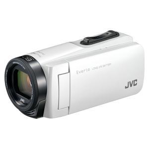 JVC ハイビジョンメモリームービー Everio GZ-F270-W [ホワイト]|amuseland