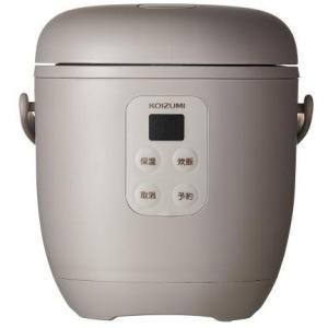コイズミ 炊飯器(1.5合炊き) ライスクッカーミニ KSC-1513/C [ベージュ]|amuseland