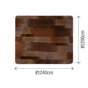 コイズミ 電気カーペット KDC-3097 3畳相当約240×200cm|amuseland