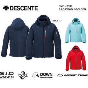 スキーウェア ジャケット/DESCENTE デサント S.I...